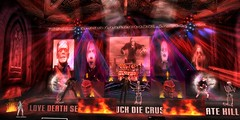 Rob Zombie 15-April-2018 @ Bloody Misery (TRC, Live Tribute Band in Second Life®) Tags: music heavymetal secondlife sl american frankenstein dracula horror gingerfish john5 piggyd robzombie live 1965 65 john rock rob zombie 5 thunderrock concert dead girl superstar the lords salem pussy liquor foxy monster
