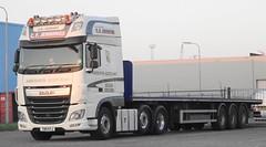 Daf XF106SSC Jennings, Aberdeen [GB] (rommelbouwer) Tags: daf xf106 jennings