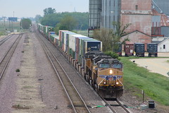 UP 5830 (CC 8039) Tags: up trains ac44cw sd70m rochelle illinois