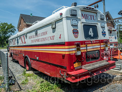 FDNY EMS METU 4 Medical Evacuation Transportation Unit Truck, Fort Totten, New York City (jag9889) Tags: 2018 20180525 bayside bravest car ems emt emergencymedicalservices emergencymedicaltechnician evacuation fdny firedepartment firedepartmentofthecityofnewyork firefighter firstresponder forttotten ny nyc newyork newyorkcity newyorkcityfiredepartment newyorksbravest outdoor paramedic queens transportation truck usa unit unitedstates unitedstatesofamerica vehicle jag9889