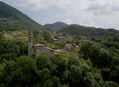 #81 Church (Timster1973 - thanks for the 16 million views!) Tags: mavic drone uav quadcopter dji mavicprodrone djimavicpro fly up uphigh droneflying tim knifton timster1973 timknifton explore exploration perspective lookdown lookingdown color colour italy church chiesa exterior external countryside country outdoor outdoors religions