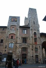 Сан-Джиміньяно, Тоскана, Італія InterNetri Italy 407