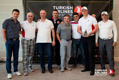 Azerbaijan Team Players with Eldar Kerimov 2018 Turkish Airlines WINNER