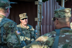 Site Survey (416thTEC) Tags: 397th 416th 416thtec cincu design engineers horizontal odt resolutecastle romania soldier tcp training troopconstruction troopconstructionproject usarmyreserve usarc construct construction