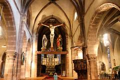 Vacances_0427 (Joanbrebo) Tags: kaysersbergvignoble grandest francia fr iglesiasaintecroix esglèsia church iglesia alsace hautrhin canoneos80d eosd efs1855mmf3556isstm autofocus