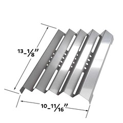 STAINLESS-STEEL-HEAT-PLATE-FOR-KENMORE-141.152271-141.15337-FIESTA-EEK5539-K401-GAS-MODELS (grillpartszone) Tags: stainless steel heat plate kenmore