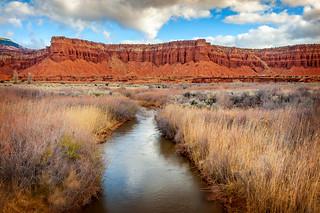 Fremont River, Torrey, Utah