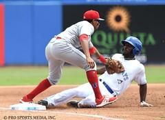 DJ Davis / Raul Rivas (Buck Davidson) Tags: dj davis raul rivas buck davidson 2018 florida state minor league baseball sports prospect toronto blue jays dunedin nikon d500 nikkor 300 28 milb