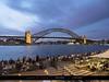 Enjoying the evening (Joseph@Oz) Tags: drinks australia relaxing water bridge sydneyharbourbridge sydneyharbour sydney