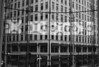 target (kaumpphoto) Tags: mamiya nc1000s bw black white structure reflection target lobby atrium glass urban street city minneapolis awning grid circle rotunda corporation flagship intersection downtown round