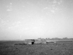 Bunker (25/8) Tags: olympus pen ee2 agfaphoto apx100new apx100 ilfotecddx ilfotec egmond