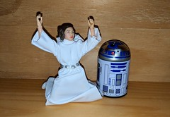 You Bastard! (Pablo Pacheco 85) Tags: leia princessleiaorgana hasbro carriefisher starwars anewhope r2d2 mints gift southpark
