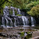 Purakaunui Falls thumbnail