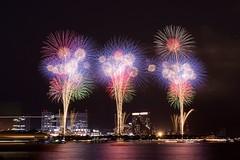STAR ISLAND 2018 (ELCAN KE-7A) Tags: 日本 japan 東京 tokyo お台場 daiba 花火 fireworks star island ペンタックス pentax k3ⅱs 2018