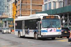 IMG_7727 (GojiMet86) Tags: mta nyc new york city bus buses 2009 orion vii ng hlf 4522 jackson 46th avenue