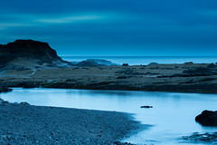 Long Exposure at Botanical Beach (Joel Apple) Tags: pacificnorthwest beach ocean northamerica things moody canada vancouverisland britishcolumbia places clouds