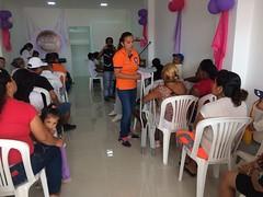 Ocho adultos del sector serán incluidos en la lista de beneficiaros para gestionar la entrega de prótesis. (Prefectura de la Provincia del Guayas) Tags: