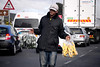 The Fruit Seller on Vanguard (Arranion) Tags: street streetphotography fruitseller fruit seller traffic entrepreneur cape town canon 20d vanguard casino