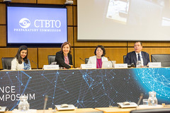 2nd CTBT Science Diplomacy Symposium (The Official CTBTO Photostream) Tags: atom atomtest diplomatie forschung konferenz uno vienna vienne wien atomar ban centre ctbto diplomacy engineering explosion internationall monitoring network nuclear science technology test un vic