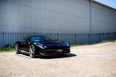 458 Italia (Supercar Stalker) Tags: ferrari 458 italia ferrari458 ferrari458italia 458italia autoitalia supercar supercarstalker brooklands