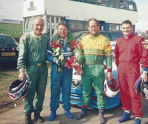 Anglesey Podium April 1998