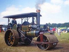 Aveling & Porter Steam Roller (SR Photos Torksey) Tags: steam transport traction road roller engine rally vehicle vintage classic show aveling porter
