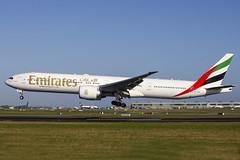 A6-EGE | Emirates | Boeing B777-31H(ER) | CN 35597 | Built 2011 | DUB/EIDW 20/02/2018 (Mick Planespotter) Tags: aircraft airport 2018 nik sharpenerpro3 dublinairport collinstown a6ege emirates boeing b77731her 35597 2011 dub eidw 20022018 b777