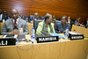 Consultation Meeting on the AU Institutional Reform Process  | Addis Ababa, 26 May 2018 (Paul Kagame) Tags: louise mushikiwabo rwanda chairman au africa