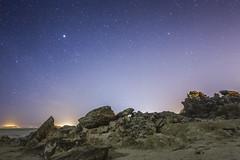 Moonlit Butte (slworking2) Tags: calipatria california unitedstates us butte obsidian obsidianbutte desert saltonsea night sky stars