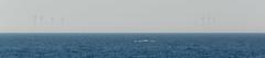 schwebende Windräder (tleesch) Tags: dars deutschland mecklenburgvorpommern meer nationalpark orte ostsee vorpommerscheboddenlandschaft zingst derzingst