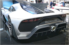 AMG Project ONE (2.6 Million + views!!! Thank you!!!) Tags: canon eos 70d psp2018 paintshoppro2018 1022mm torontoautoshow toronto ontario canada efex topaz amg