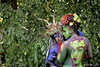 Body painting. (Fallowsite) Tags: bodypainting fillesnues peinturessurcorps couleurs femmes portraits imaginales epinal festival livres fantastiques sf sciencefiction bd romans personnes
