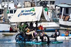 2018-05-27_09-51-25 (Hyperflange Industries) Tags: kinetic grand championship 2018 teams sculpture race event humboldt bay public marina wharfinger building sunday may eureka ca california