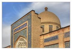 Bukhara UZ - Naqshbandi-Komplex 04 (Daniel Mennerich) Tags: silk road uzbekistan bukhara history architecture naqshbandikomplex