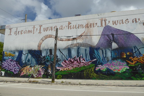 graffiti, Wynwood