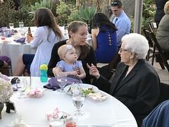 "Christie Talks to Adeline Spejcher  at Lauren Spejcher's Wedding • <a style=""font-size:0.8em;"" href=""http://www.flickr.com/photos/109120354@N07/42437808351/"" target=""_blank"">View on Flickr</a>"