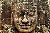 Cambodia- Siem reap- Angkor- Bayon temple (venturidonatella) Tags: cambogia cambodia asia siemreap angkor temple tempio khmer khmertemple nikon nikond300 d300 colori colors faccia volto face scultura sculpture emozione emotion