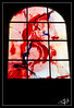 Vitrail de Kim en Joong / Kim en Joong stained-glass - Basilique/Basilica Brioude (christian_lemale) Tags: brioude basilique basilica france nikon d7100 vitrail stainedglass kimenjoong coréen korean