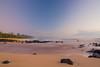 "Kauai ""ka puka ana"" sunrise (Dimitri_Stucolov) Tags: sunrise beach kauai hawaii rocks sand ocean colors shore outdoor seascape kapukaana"