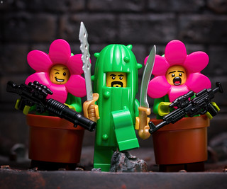 Plants vs Zombies: Ranger Platoon Assemble