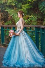 | Bride | (Joseph Lu.) Tags: canon eos1dx joseyes bride bridal taichung stylistelley nutshellwedding