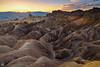 Colors' palette (cekuphoto) Tags: nationalpark california hdr deathvalley landscape sunset travel zabriskiepoint strata