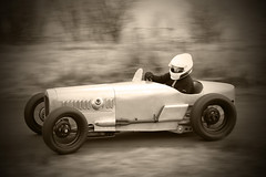 Gentleman racer (gdelargy) Tags: canonef70200mmf28lisiiusm forrestburn austin mscc trackday sepia