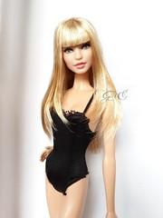 Gigi hadid barbie Makeover (giechi argie) Tags: gigihadidbarbie rerooted reroot makeover gigihadid rerootbygie newhair