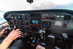 Cessna 206 : Teuge : EHTE : Netherlands (Benjamin Ballande) Tags: cessna 206 teuge ehte netherlands