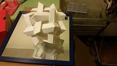 20150530_194055 (c0urtland) Tags: modular origami origamic paper papercraft diy