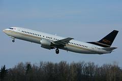 C-FLDX (Flair Air) (Steelhead 2010) Tags: boeing flairair yhm creg cfldx b737400 b737