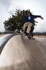 Charlie McBarnet I Front Smith 30.03.2018 (Rob_Newby) Tags: skateboarding skateboard front smith hr4 skrt skae park santa cruz f4f l4l 420