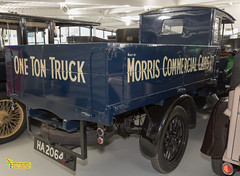 Morris Truck - British Motor Museum, Gaydon, Warwick. UK (2.2 mil views - Thank you all.) Tags: stratfordonavondistrict england unitedkingdom gb staneastwood stanleyeastwood car wheel light vintage headlight grill horn