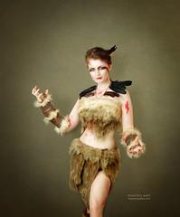 Brooke @ PAX au (tony_redink2000) Tags: tonydelovphotoart cosplay costume cosplayers cosplaygirl gimp gimpart
